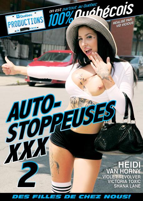 Autostoppeuse XXX #02