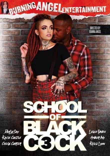 School Of Black Cock #03