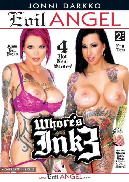 Whore's Ink #03