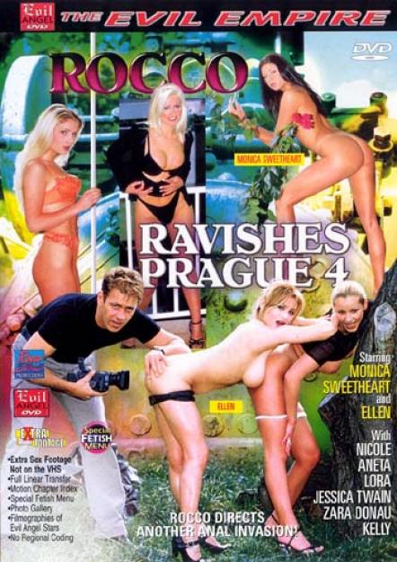 Rocco Ravishes Prague 4