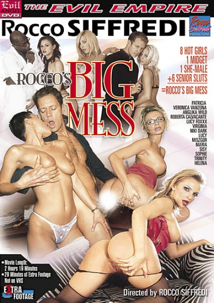 Rocco's Big Mess
