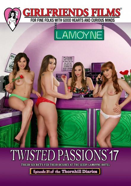 Twisted Passions #17: Lamoyne Hotel 9