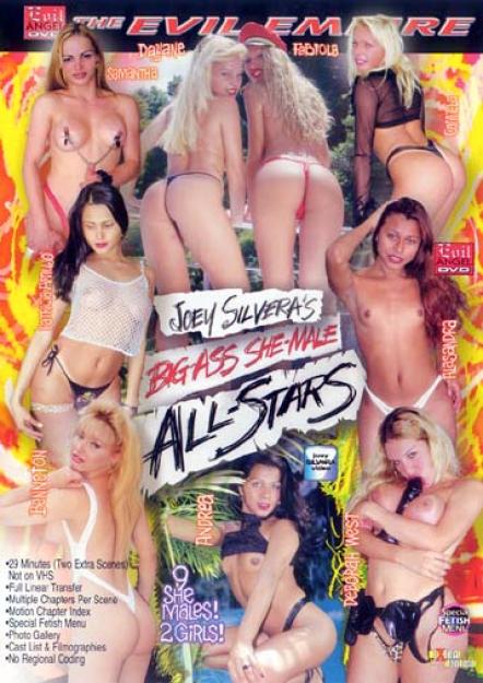 Big Ass She-Male All-Stars 1