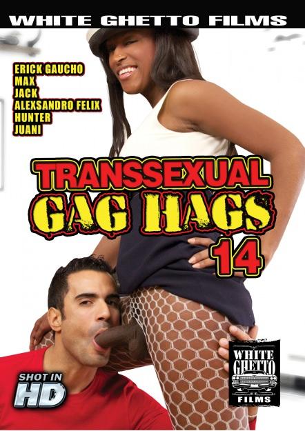 Transsexual Gag Hags #14 DVD