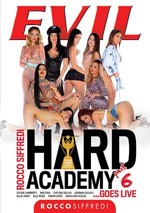 Rocco Siffredi Hard Academy #06 DVD