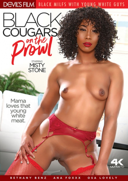 Black Cougars On The Prowl