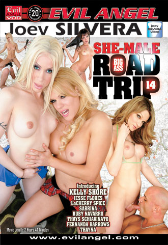 Big Ass She-Male Road Trip #14