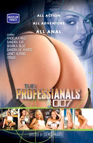 ProfessiAnals #7 DVD