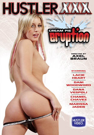 Cream Pie Eruption #1 DVD