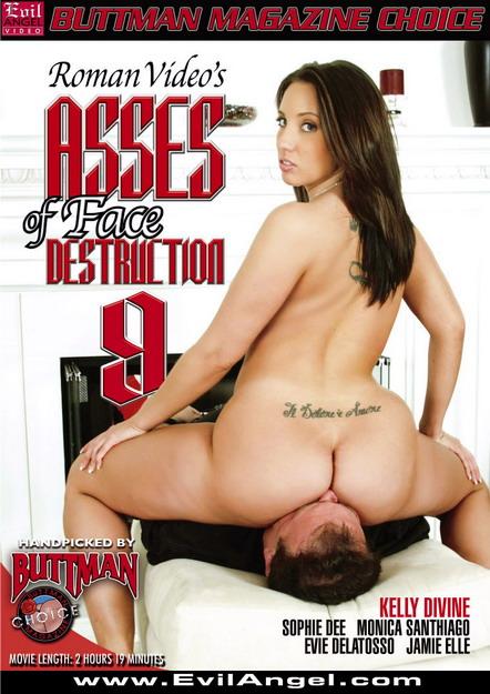 Asses Of Face Destruction #09