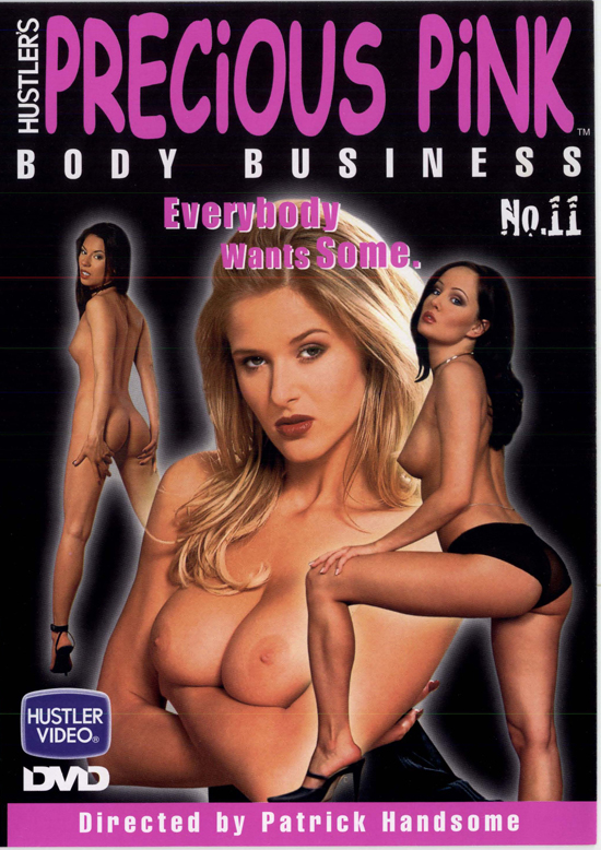 Precious Pink #11 DVD
