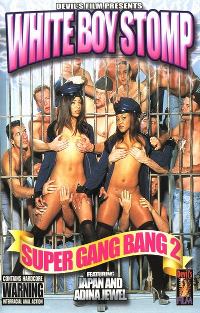 White Boy Stomp Super Gang Bang #02