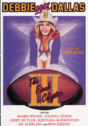 Debbie Does Dallas #3 DVD
