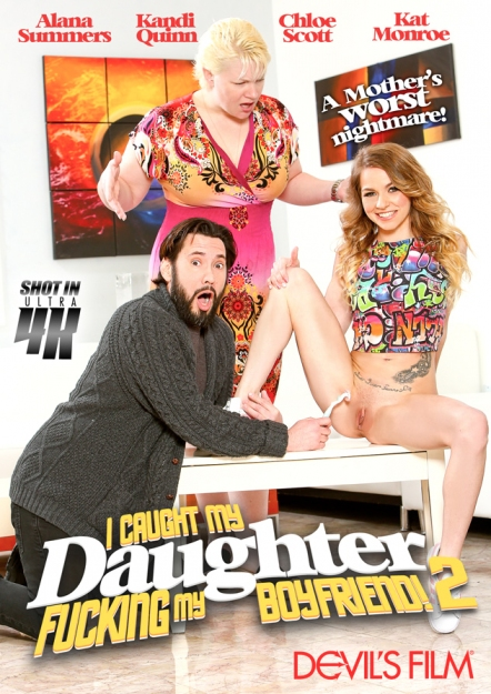I Caught My Daughter Fucking My Boyfriend #02