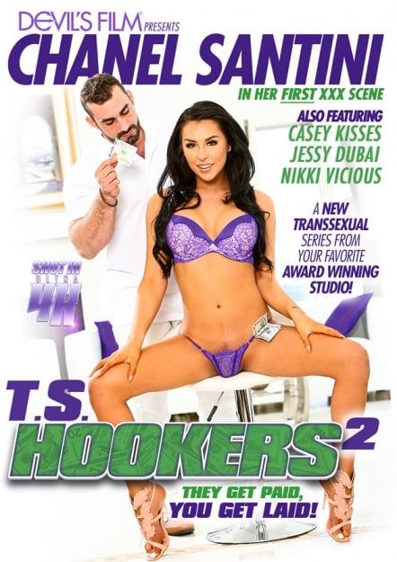 TS Hookers #02 DVD