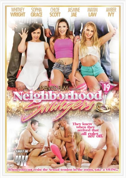 Neighborhood Swingers #19