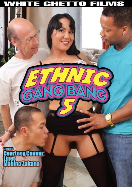 Ethnic Gang Bang #05 - Part 01