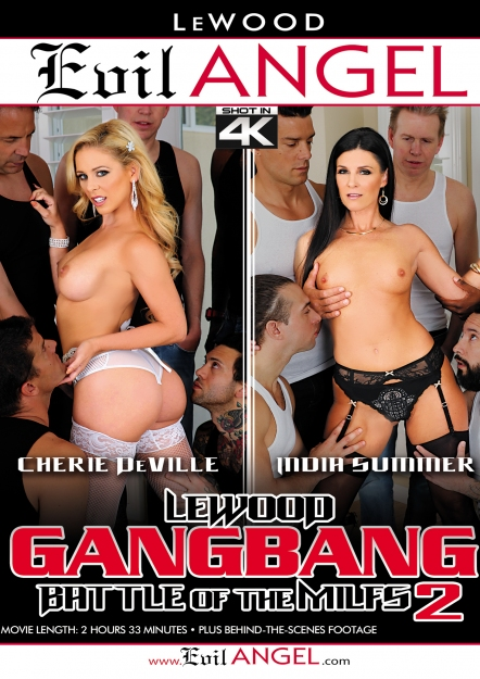 LeWood Gangbang: Battle Of The MILFs #02