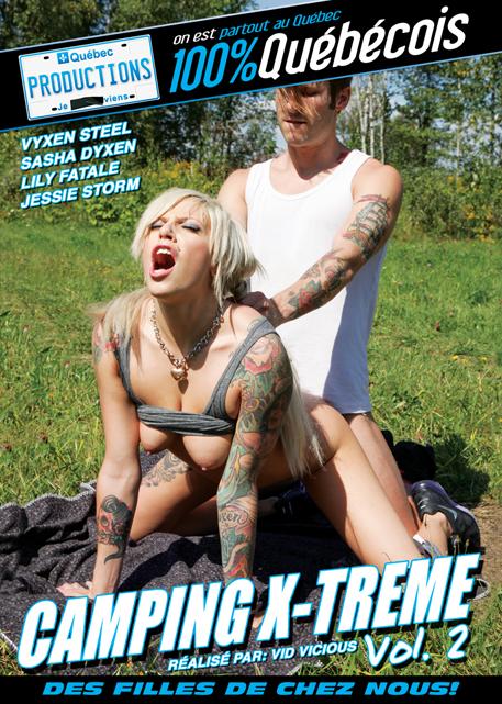 Camping X-treme #02 DVD