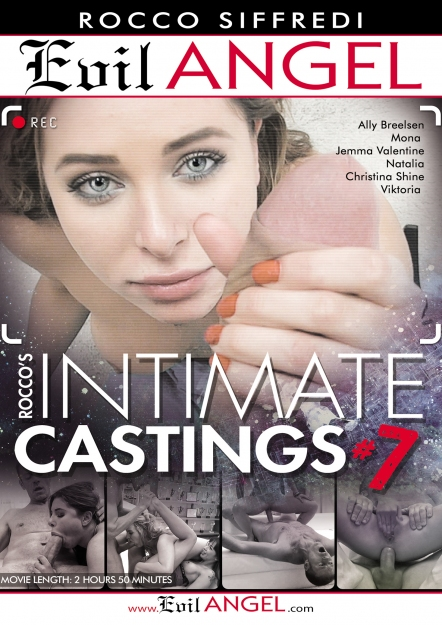 Rocco's Intimate Castings #07