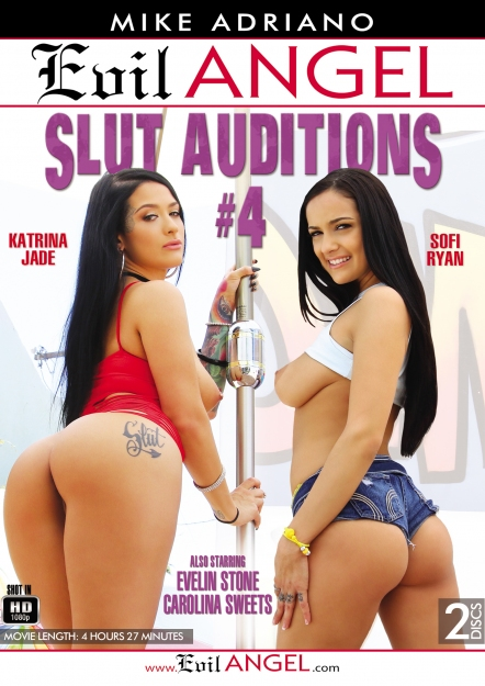 Slut Auditions #04 DVD