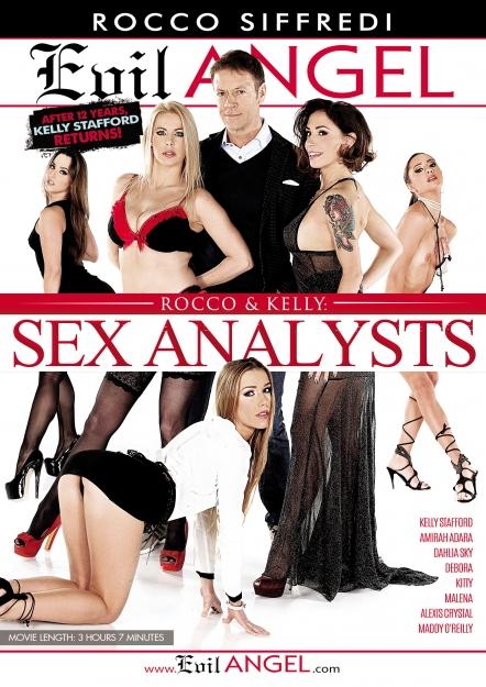 Rocco Sex Analyst #03 - Kelly Stafford