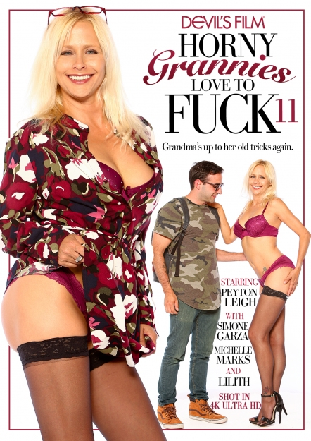 Horny Grannies Love To Fuck #11