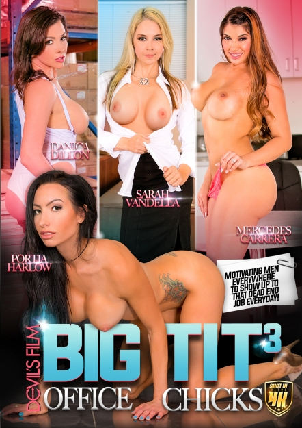 Big Tit Office Chicks #03