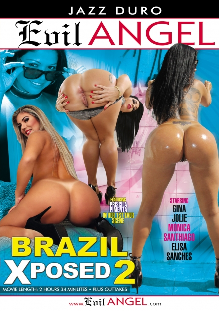 Brazil Xposed #02