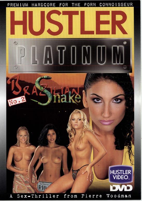 Hustler Platinum Happy Birthday DVD