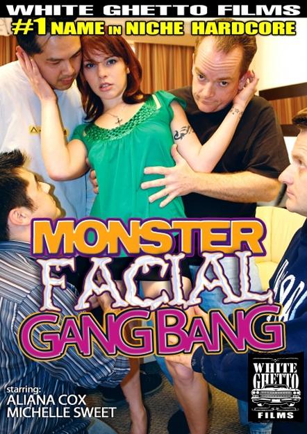 Monster Facial Gang Bang #01