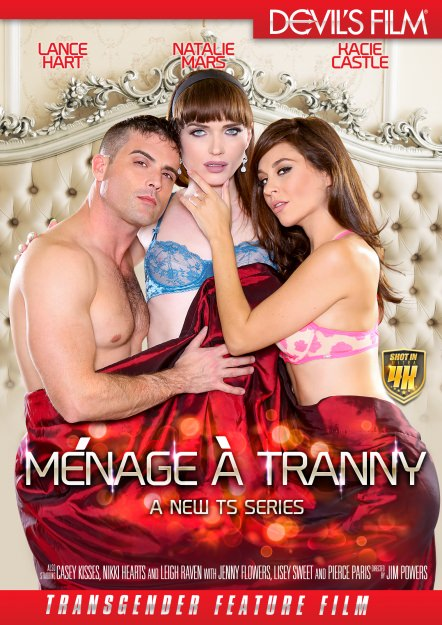 Menage A Tranny