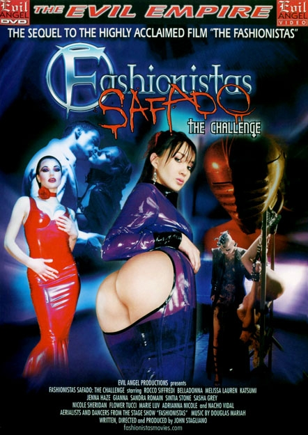Fashionistas Safado - The Challenge