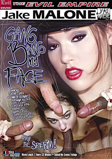 Gang Bang My Face #01