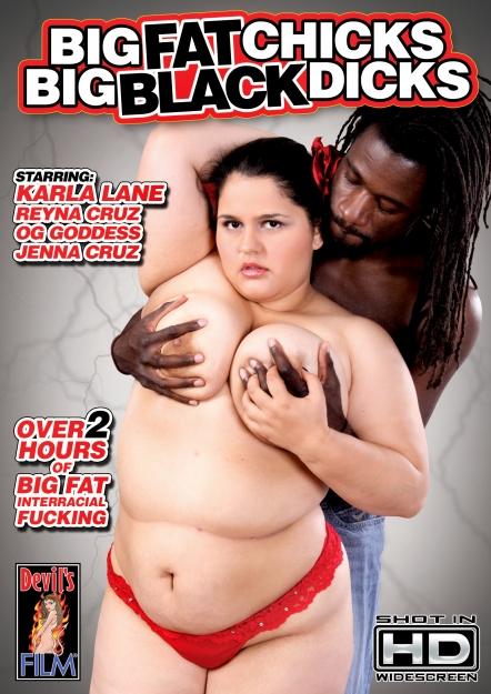 Big Fat Chicks Big Black Dicks #01