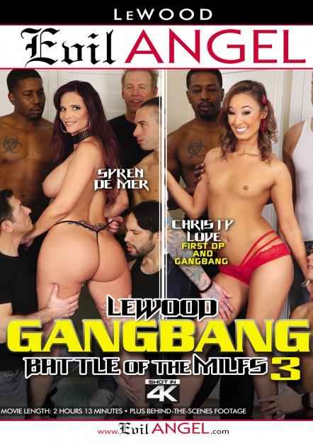 LeWood Gangbang: Battle Of The MILFs #03