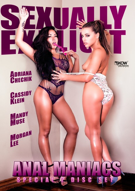 Sexually Explicit 8 - Anal Maniacs