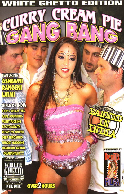 Curry Cream Pie Gang Bang