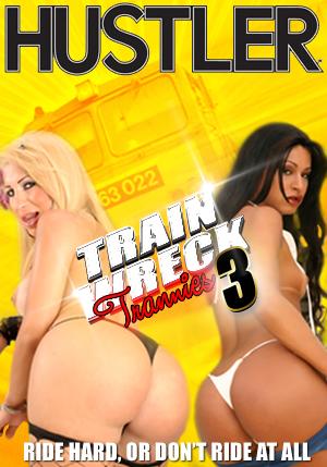 Train Wreck Trannies #3 DVD