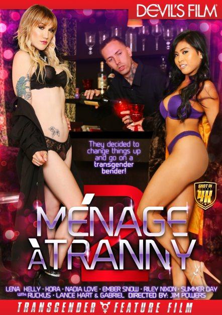 Menage A Tranny #2