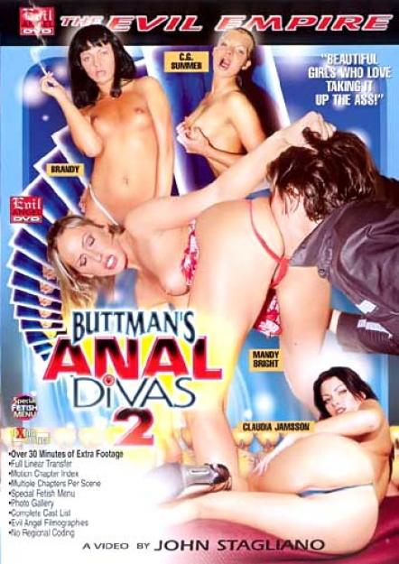Buttman's Anal Divas #02