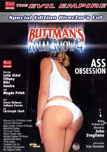 Buttman's Anal Show #04