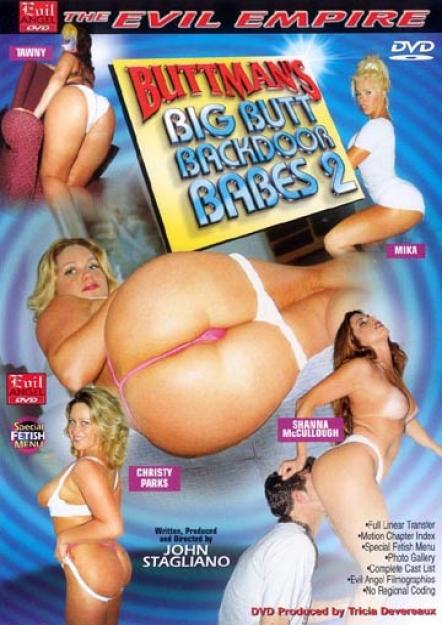 Buttman's Big Butt Backdoor Babes #02