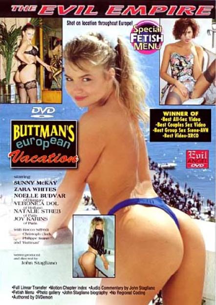 Buttman's European Vacation #01