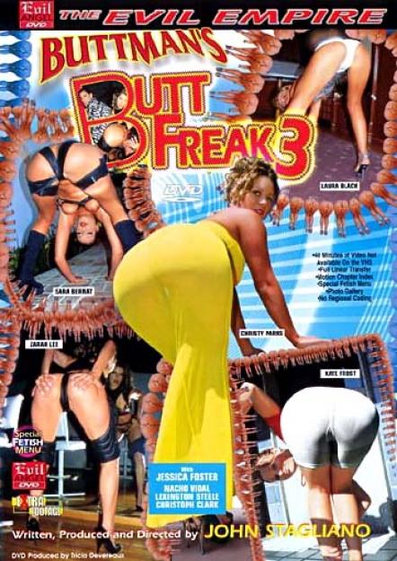Buttman's Butt Freak #03