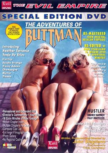 Adventures Of Buttman