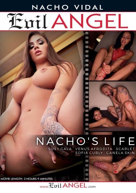 Nacho's Life DVD