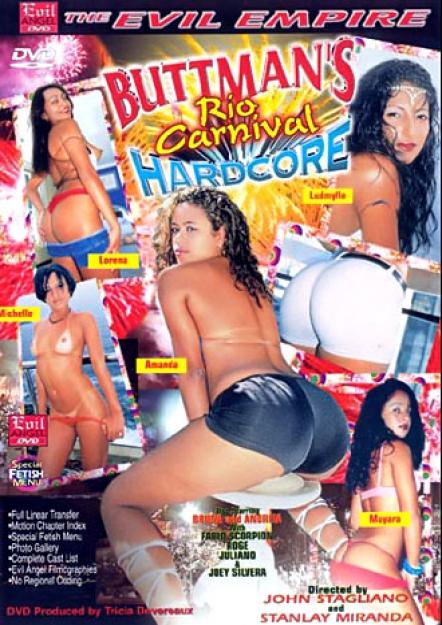 Buttman's Rio Carnival Hardcore