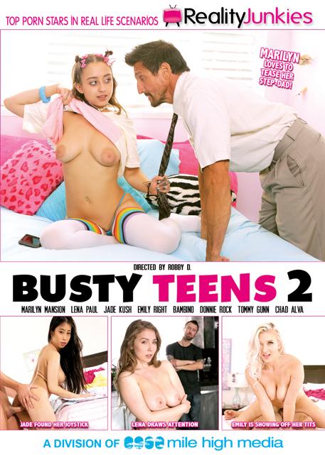 Busty Teens #02