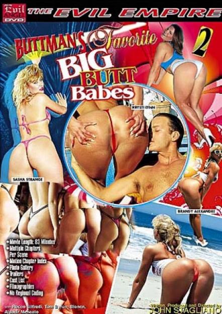 Buttman's Favorite Big Butt Babes #02